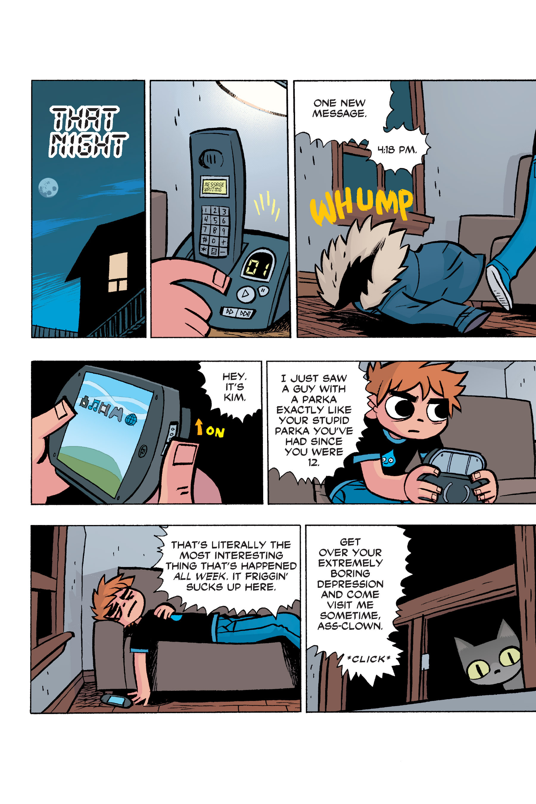 Read online Scott Pilgrim comic -  Issue #6 - 51