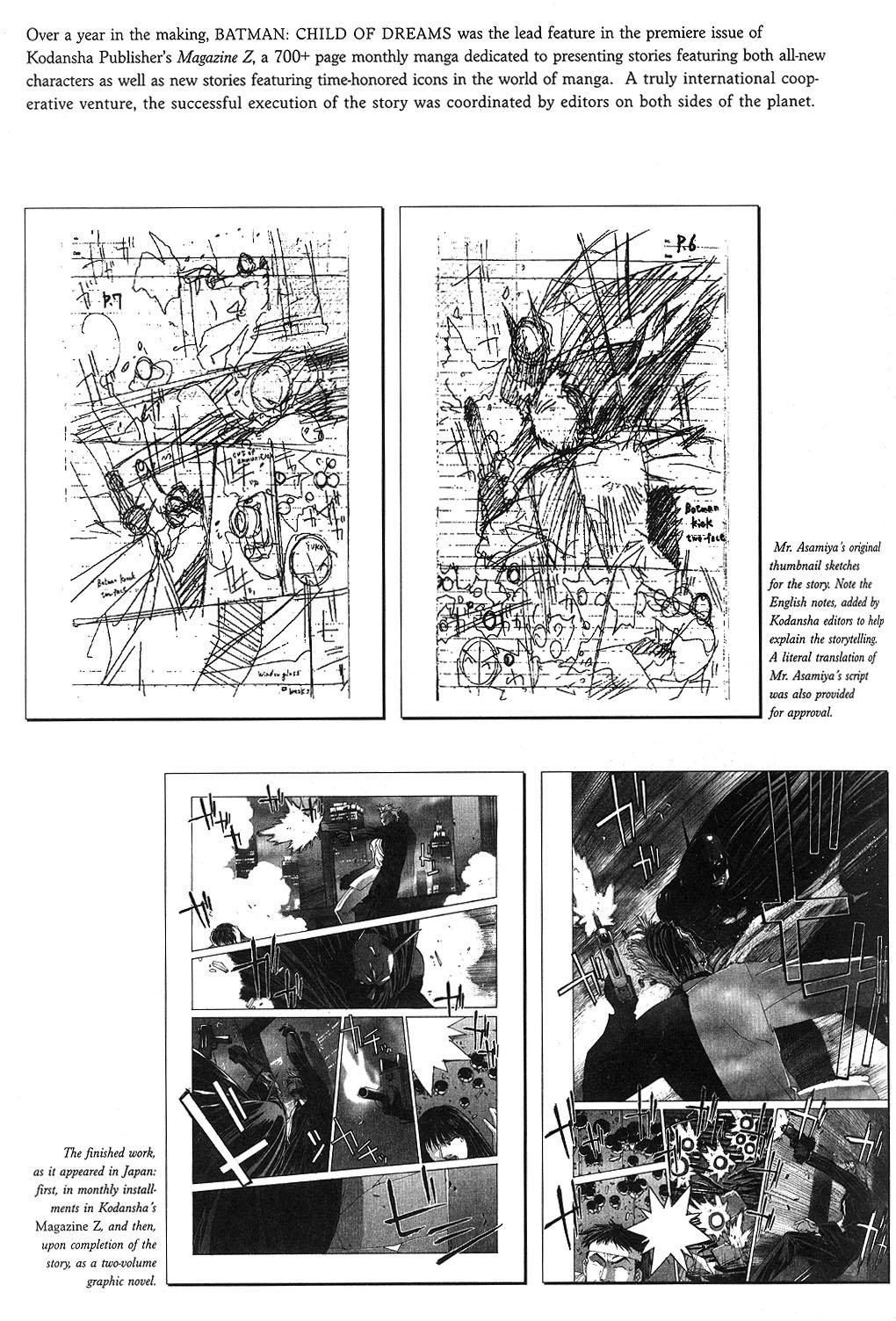Read online Batman: Child of Dreams comic -  Issue # Full - 326