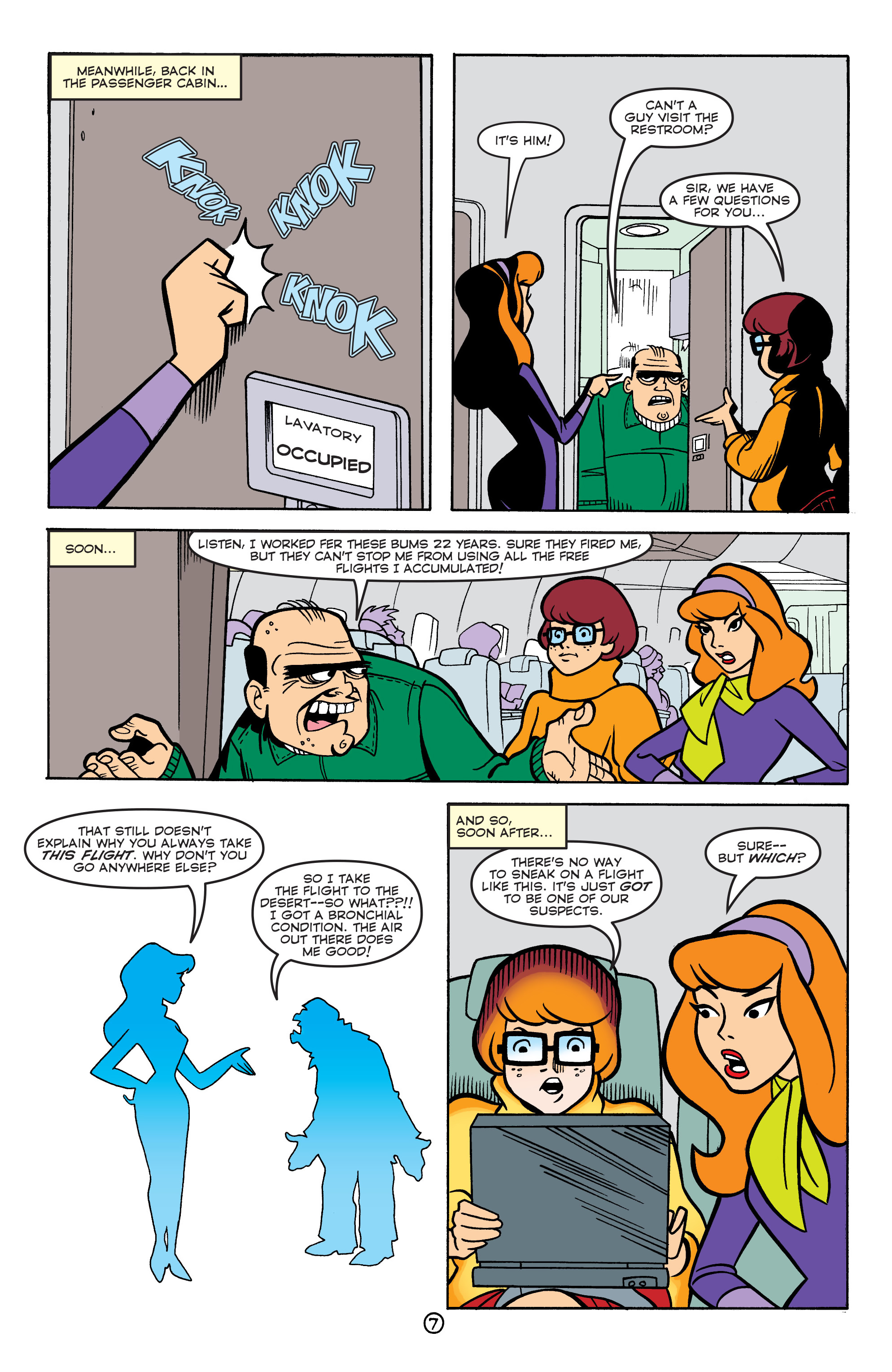 Read online Scooby-Doo (1997) comic -  Issue #53 - 20