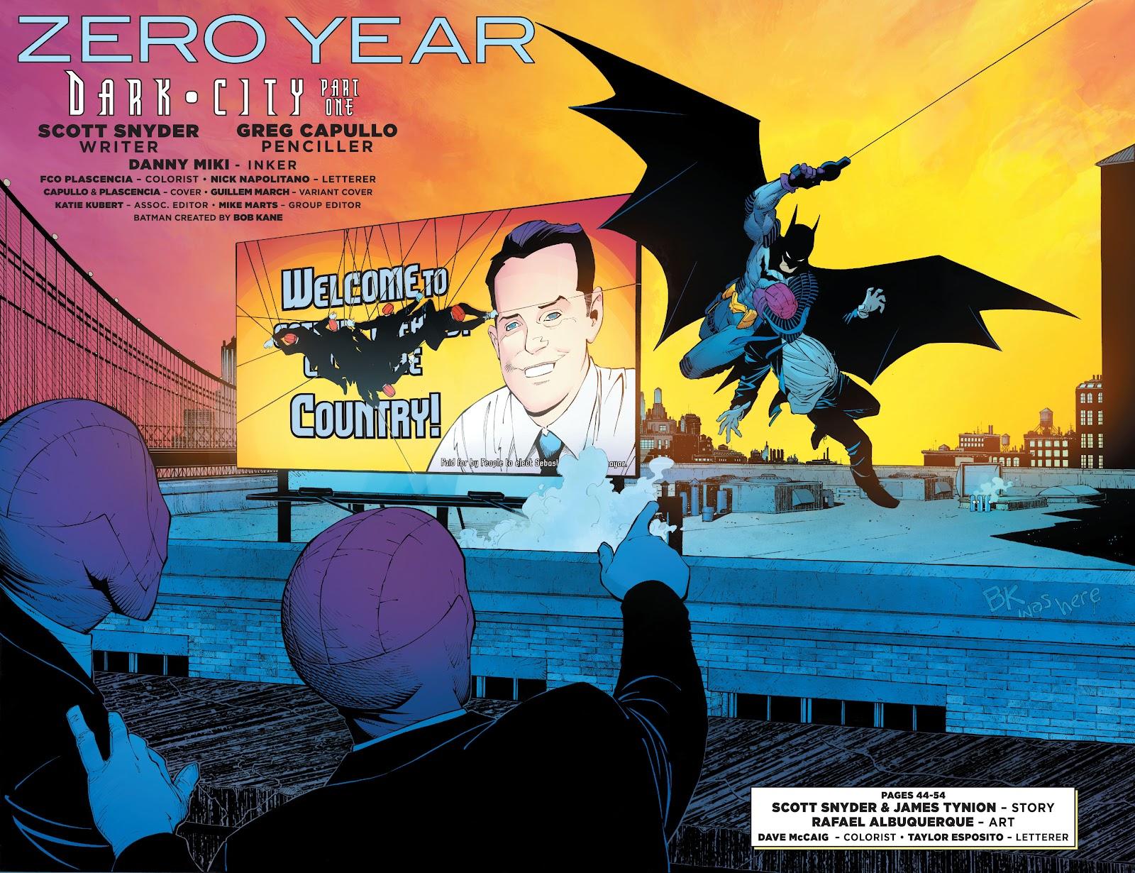 Batman (2011) Issue #24 #43 - English 7
