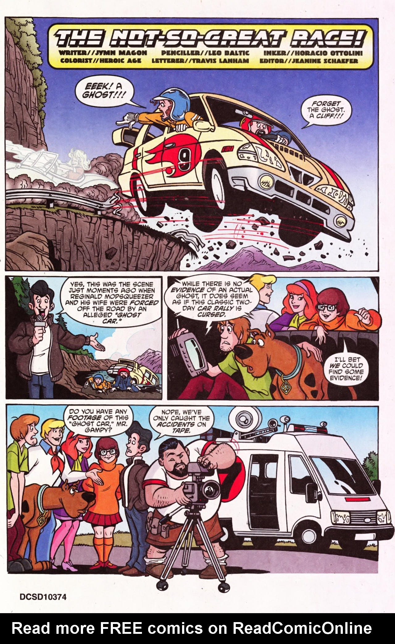 Read online Scooby-Doo (1997) comic -  Issue #134 - 11