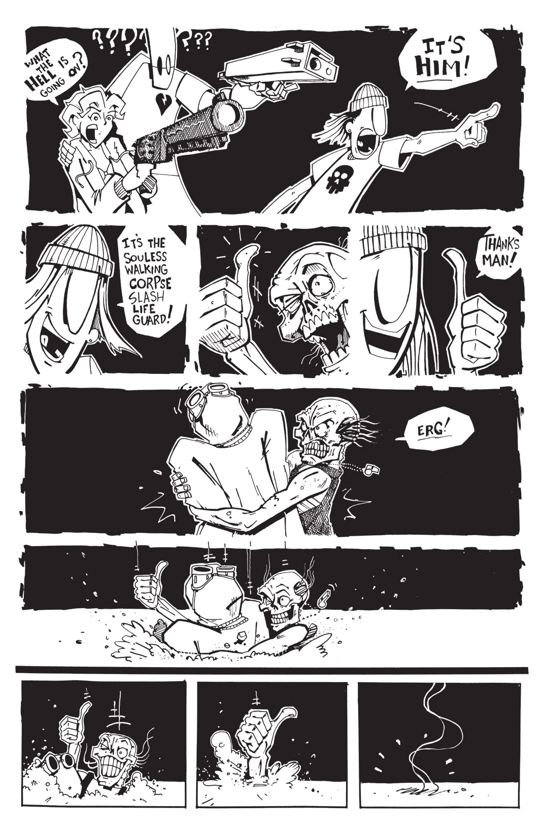 Read online Scud: The Disposable Assassin: The Whole Shebang comic -  Issue # TPB (Part 3) - 125