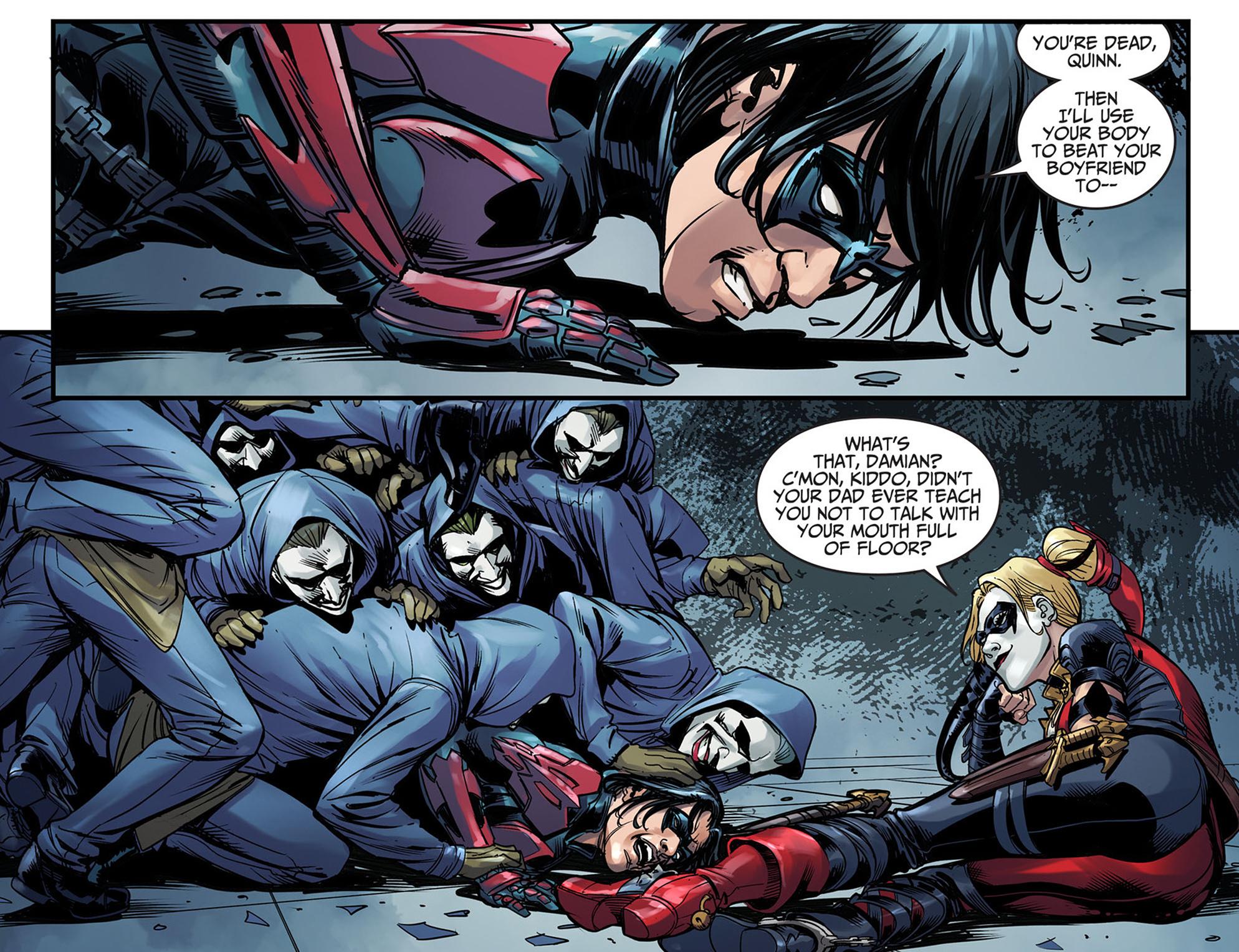 Read online Injustice: Ground Zero comic -  Issue #6 - 11