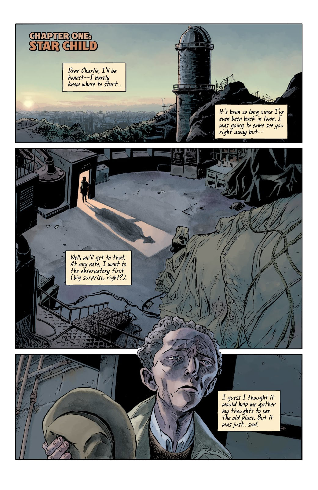 Read online Sherlock Frankenstein and the Legion of Evil comic -  Issue #4 - 17