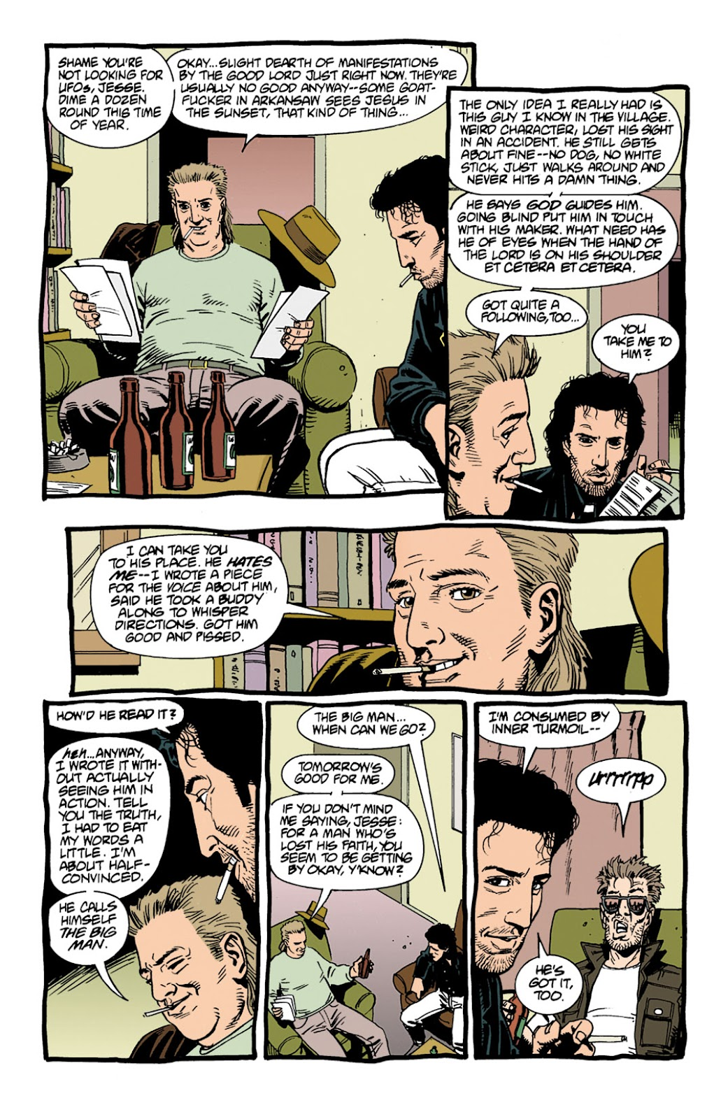 Preacher Issue #6 #15 - English 17