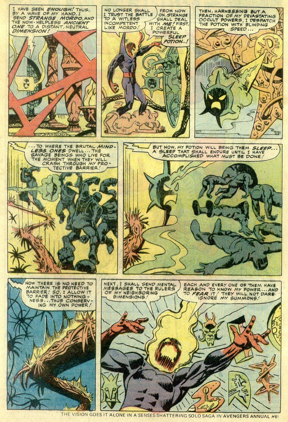 Strange Tales (1951) Issue #188 #190 - English 4