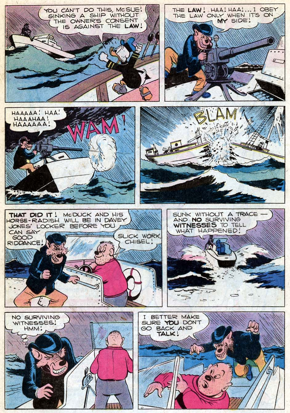 Uncle Scrooge (1953) Issue #181 #181 - English 24