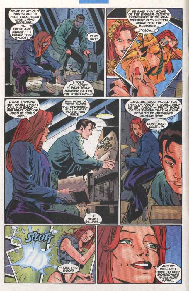 Read online The Sensational Spider-Man (1996) comic -  Issue #33 - 6