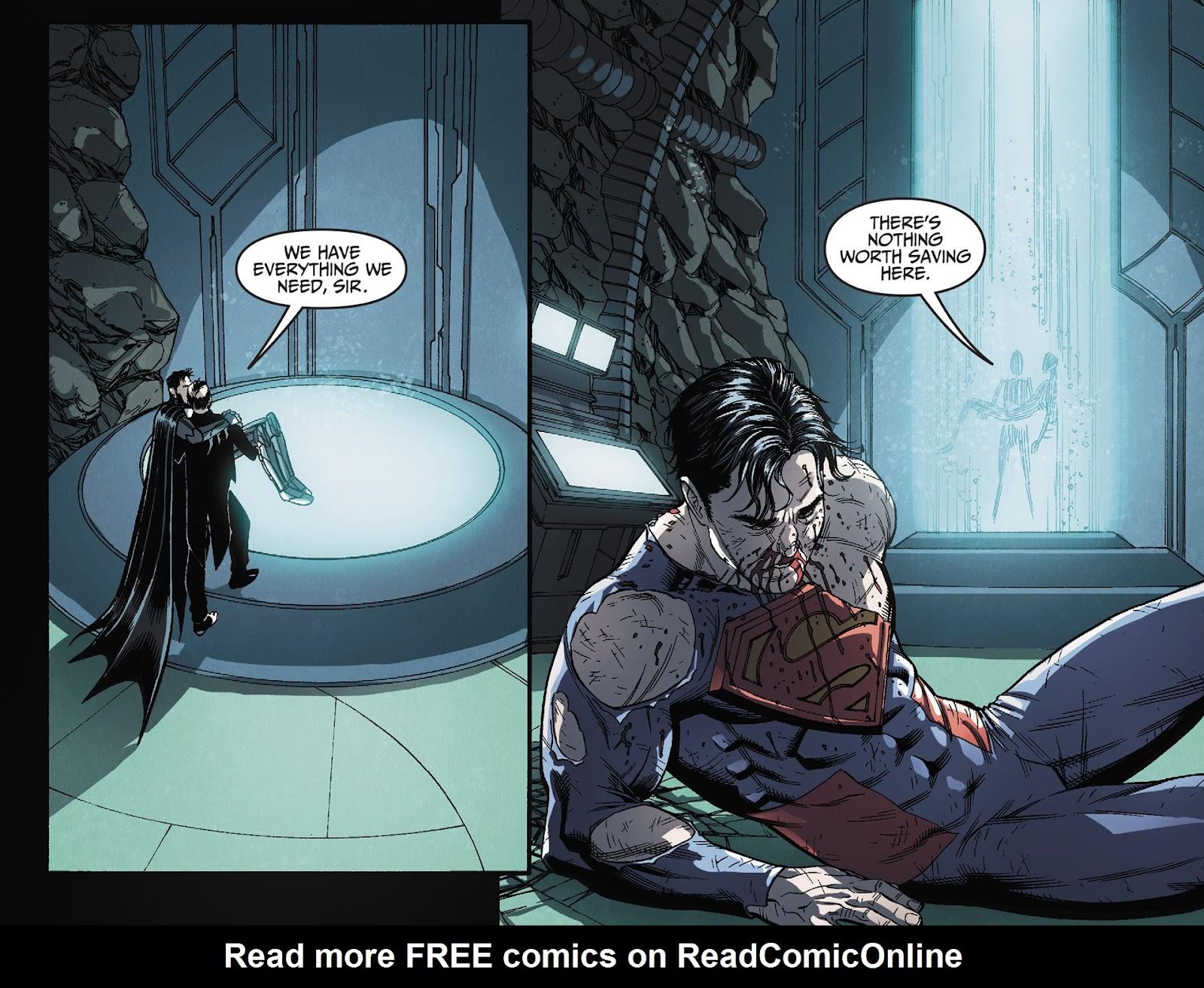 Injustice: Gods Among Us [I] Issue #36 #37 - English 18