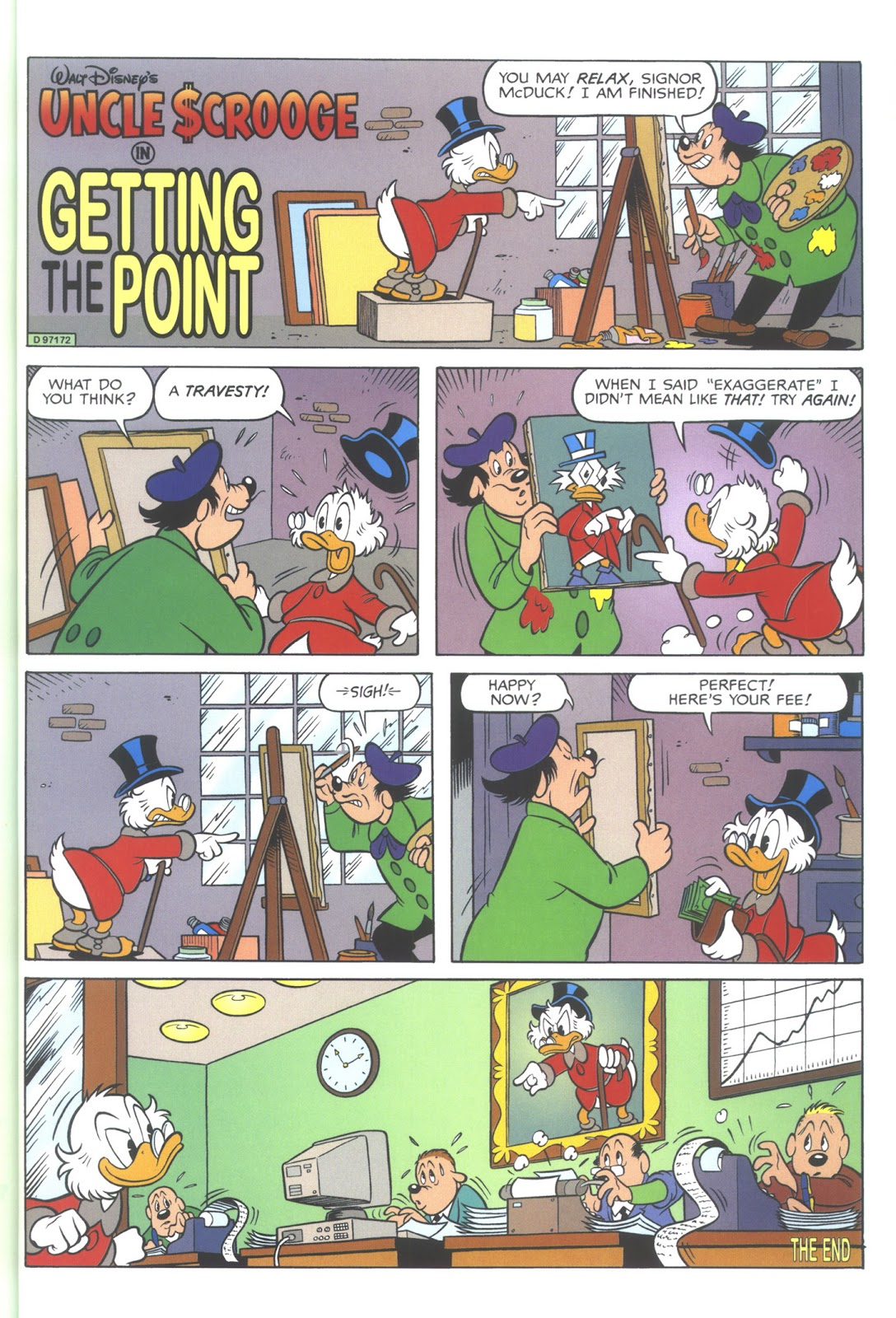 Uncle Scrooge (1953) Issue #353 #353 - English 65