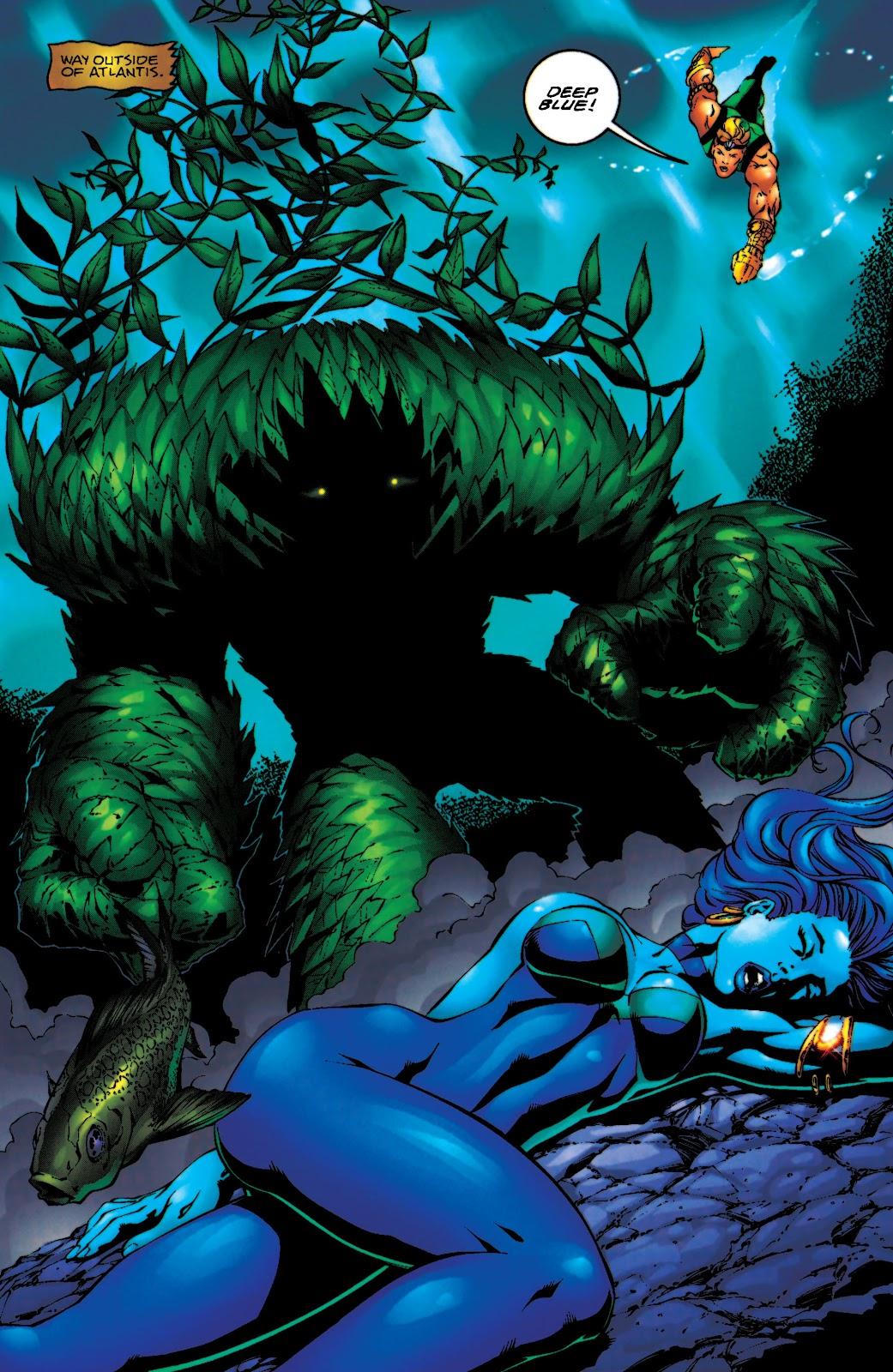 Aquaman (1994) Issue #55 #61 - English 17