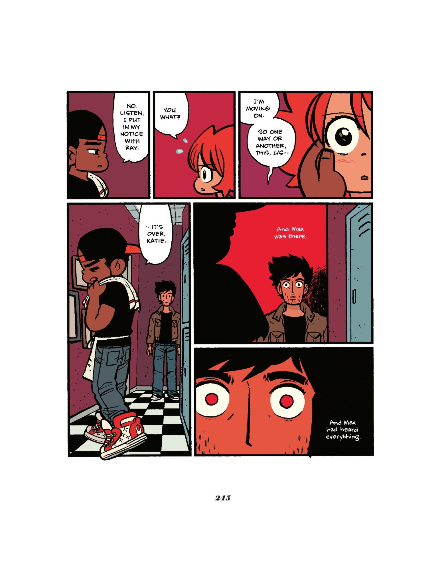 Read online Seconds comic -  Issue # Full - 245