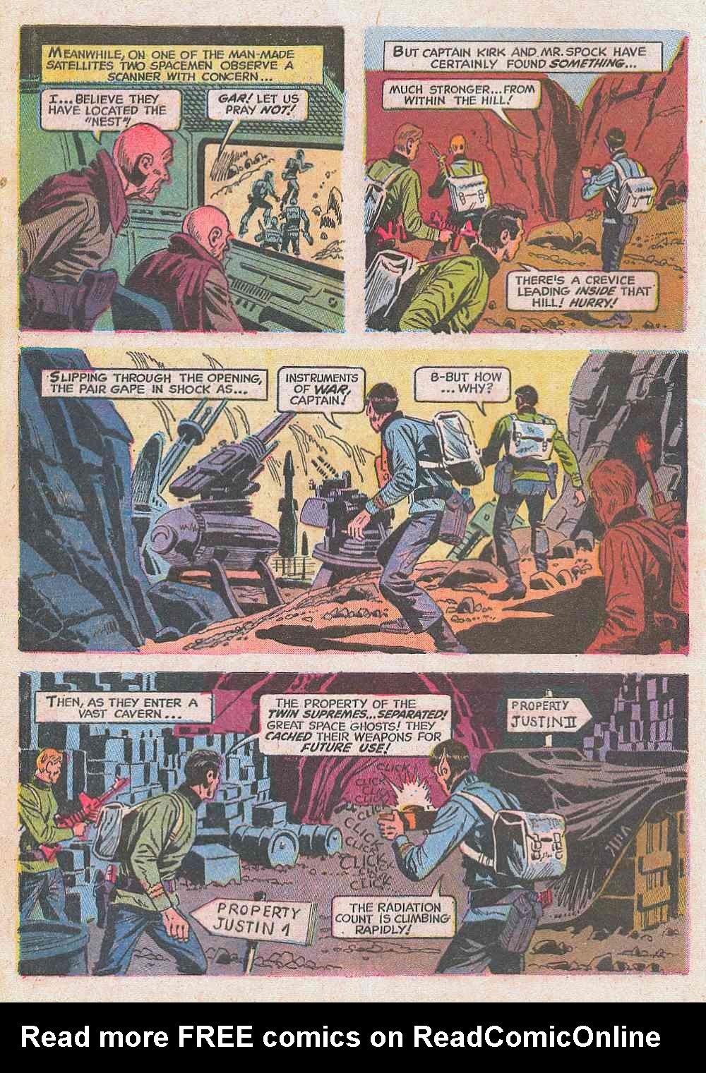 Star Trek (1967) Issue #5 #5 - English 23
