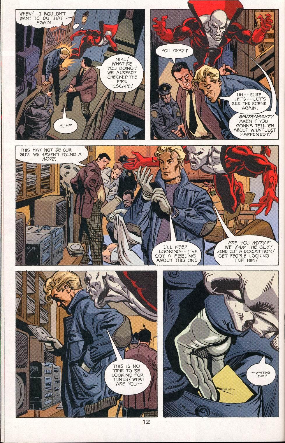 Read online Deadman (2002) comic -  Issue #6 - 13