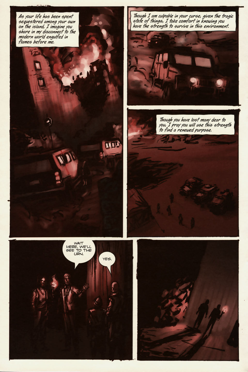 Read online Sea of Red comic -  Issue #13 - 5