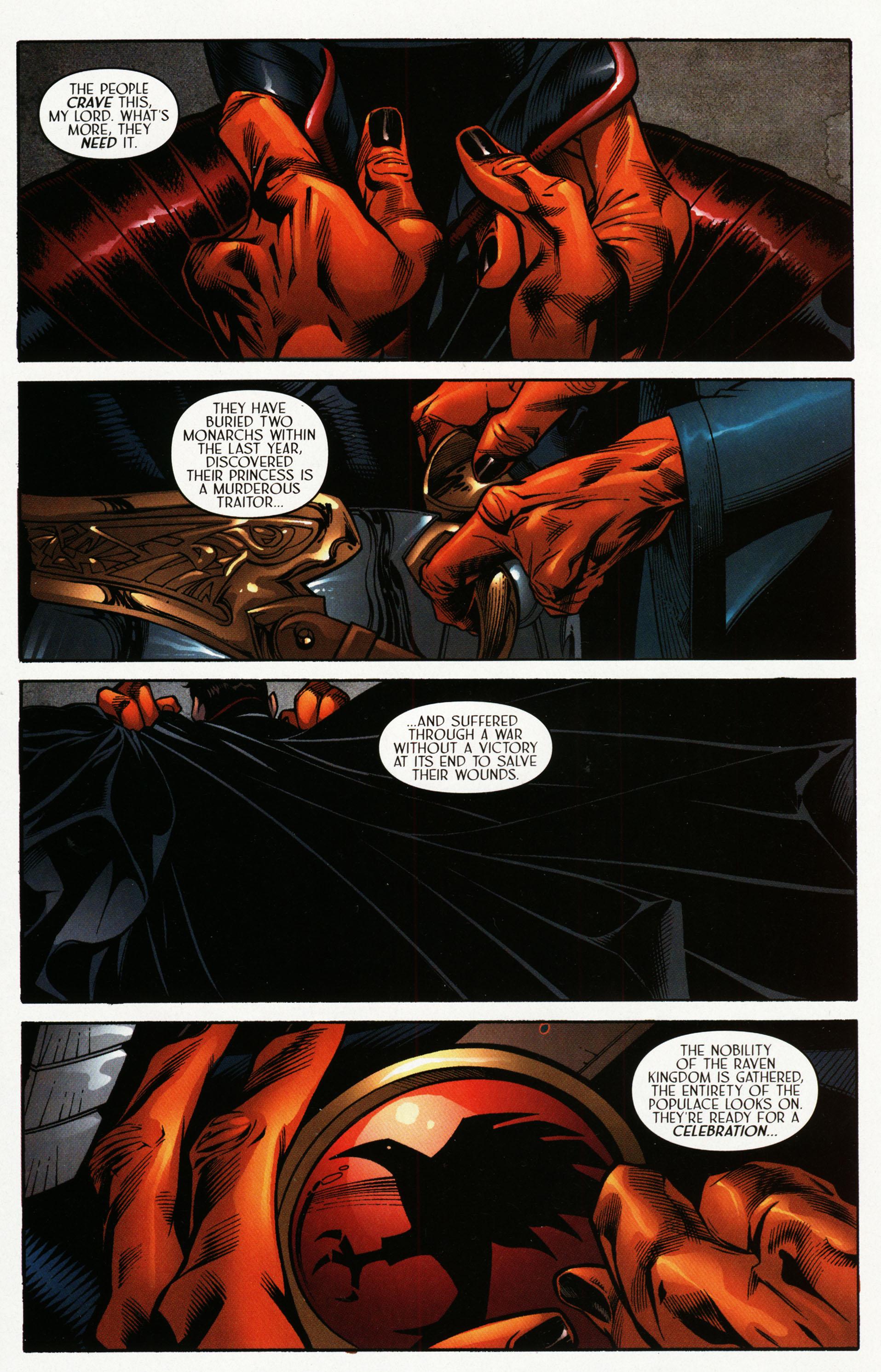 Read online Scion comic -  Issue #28 - 3