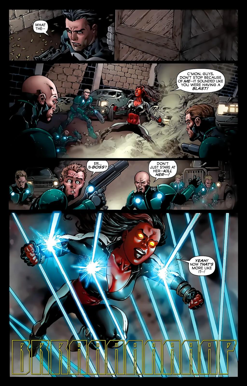 Incredible Hulks (2010) Issue #615 #5 - English 25
