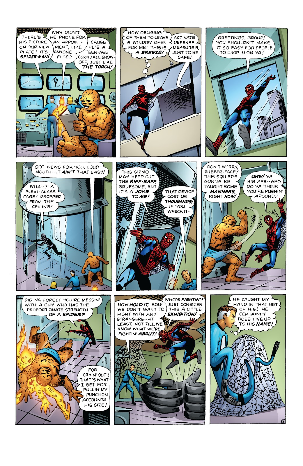 Amazing Fantasy #15: Spider-Man! Full #1 - English 32