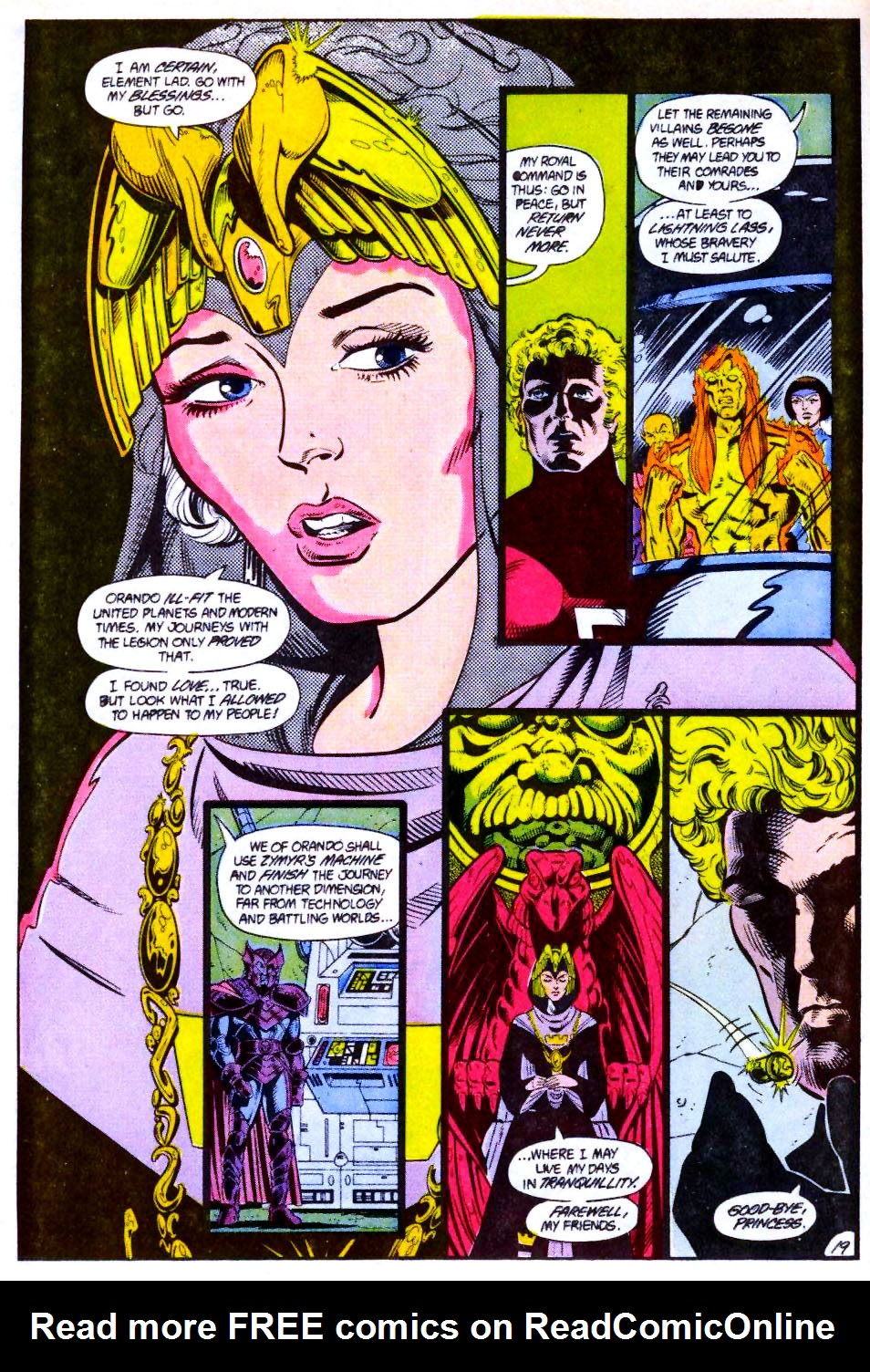 Tales of the Legion Issue #330 #17 - English 20