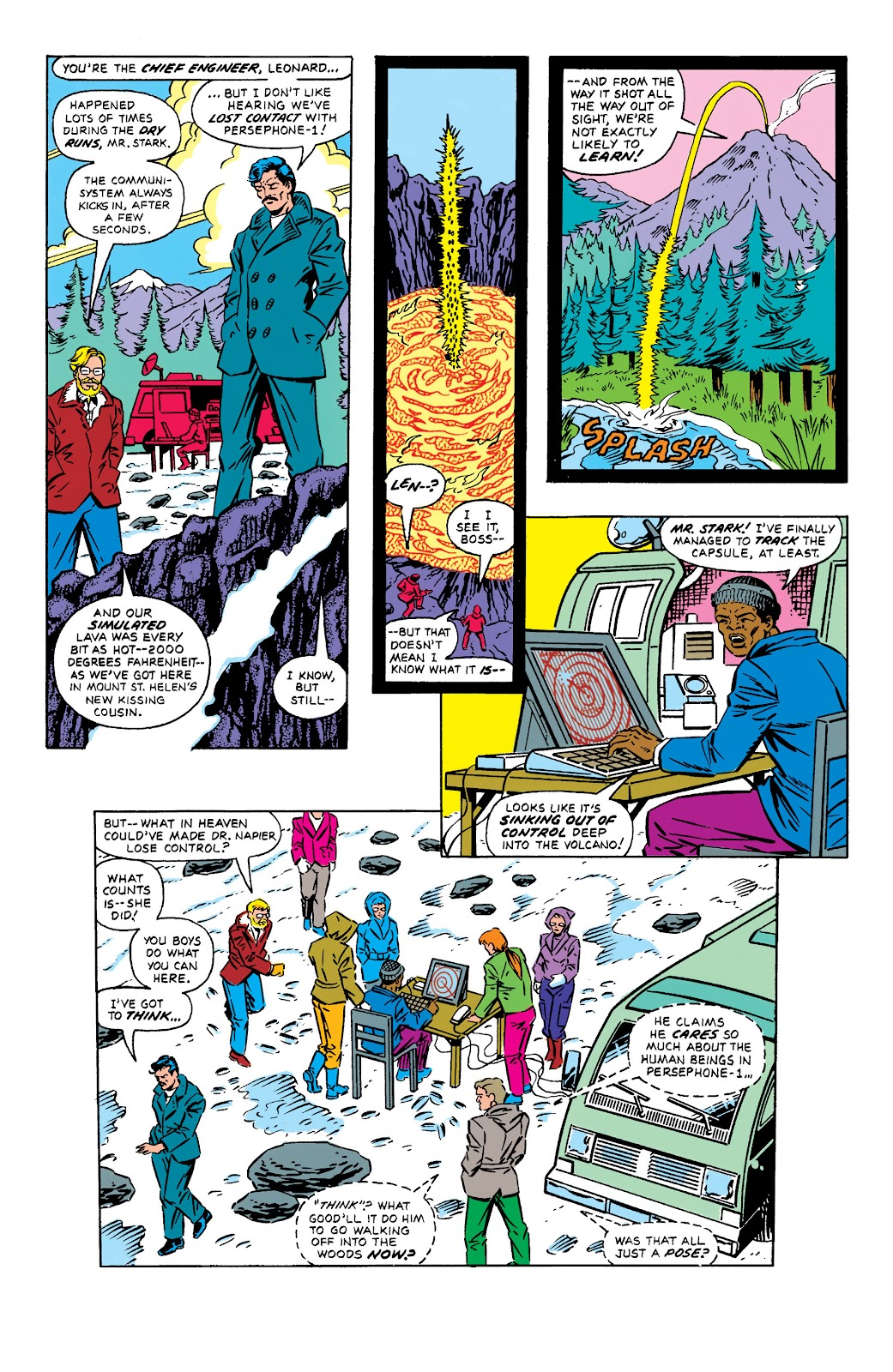Captain America (1968) _Annual 9 #9 - English 6