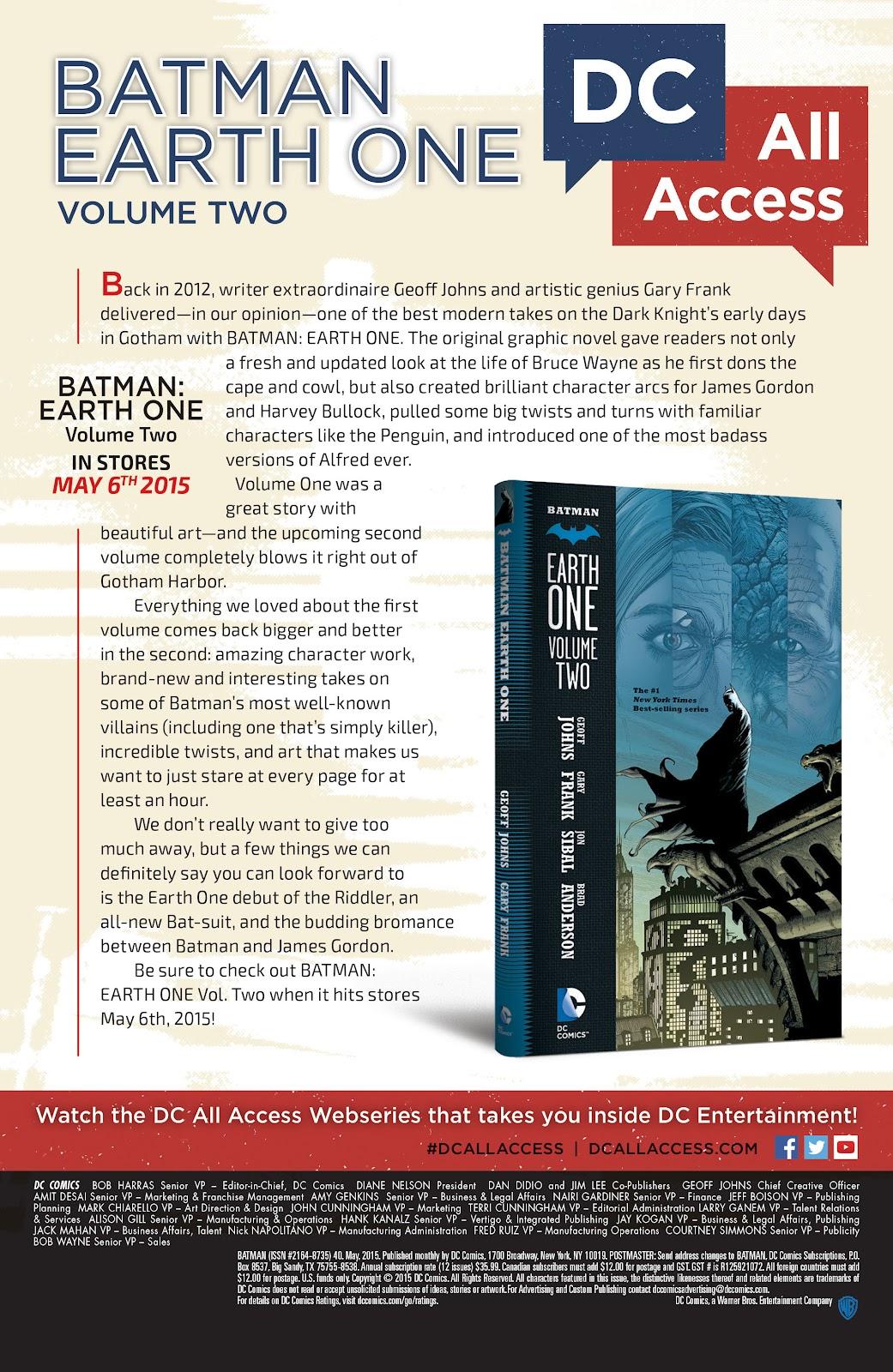 Batman (2011) Issue #40 #59 - English 30