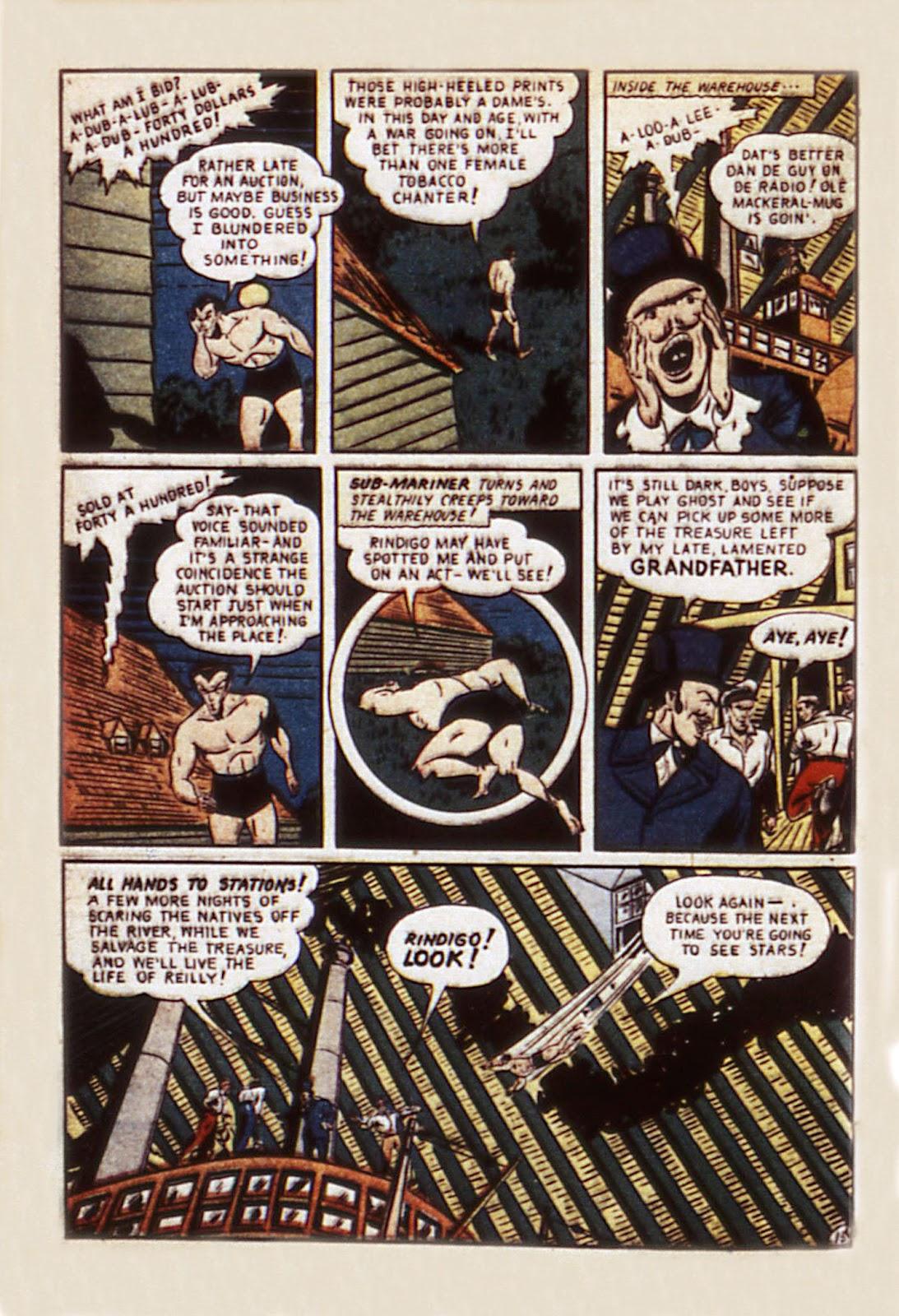 Sub-Mariner Comics Issue #7 #7 - English 60