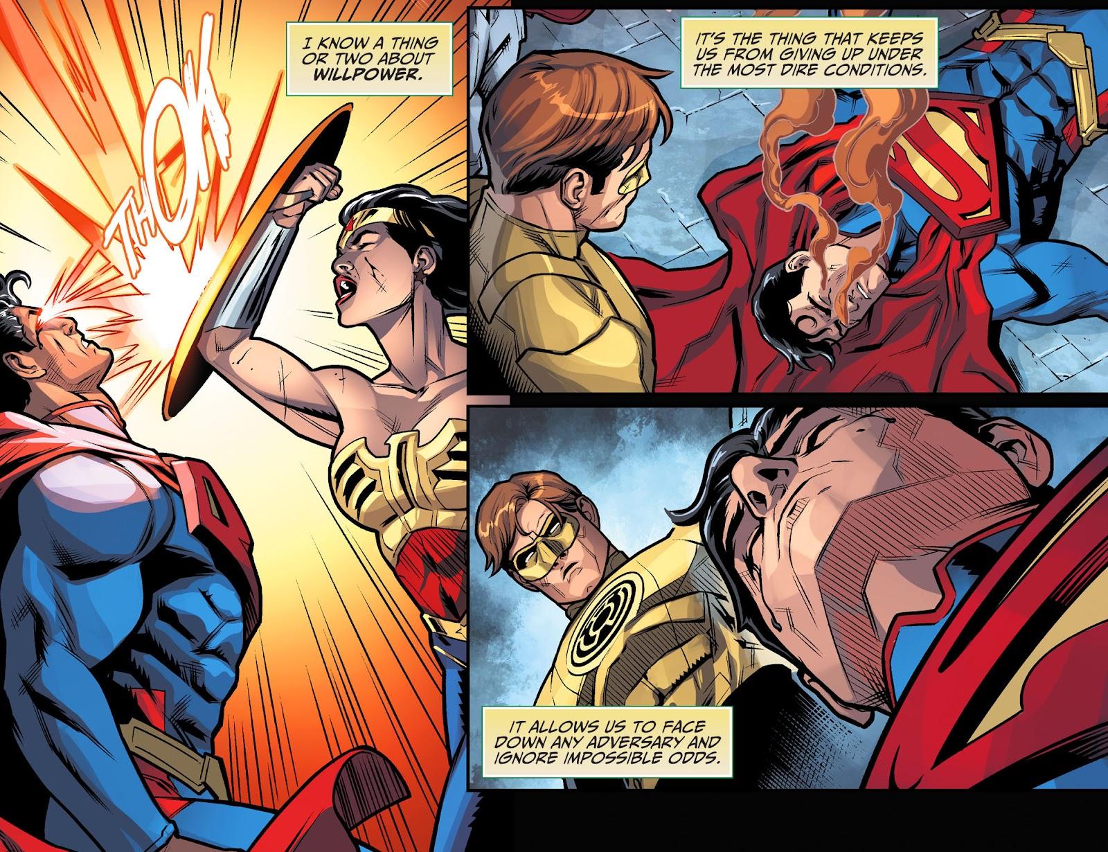 Injustice: Gods Among Us Year Four Issue #9 #10 - English 10