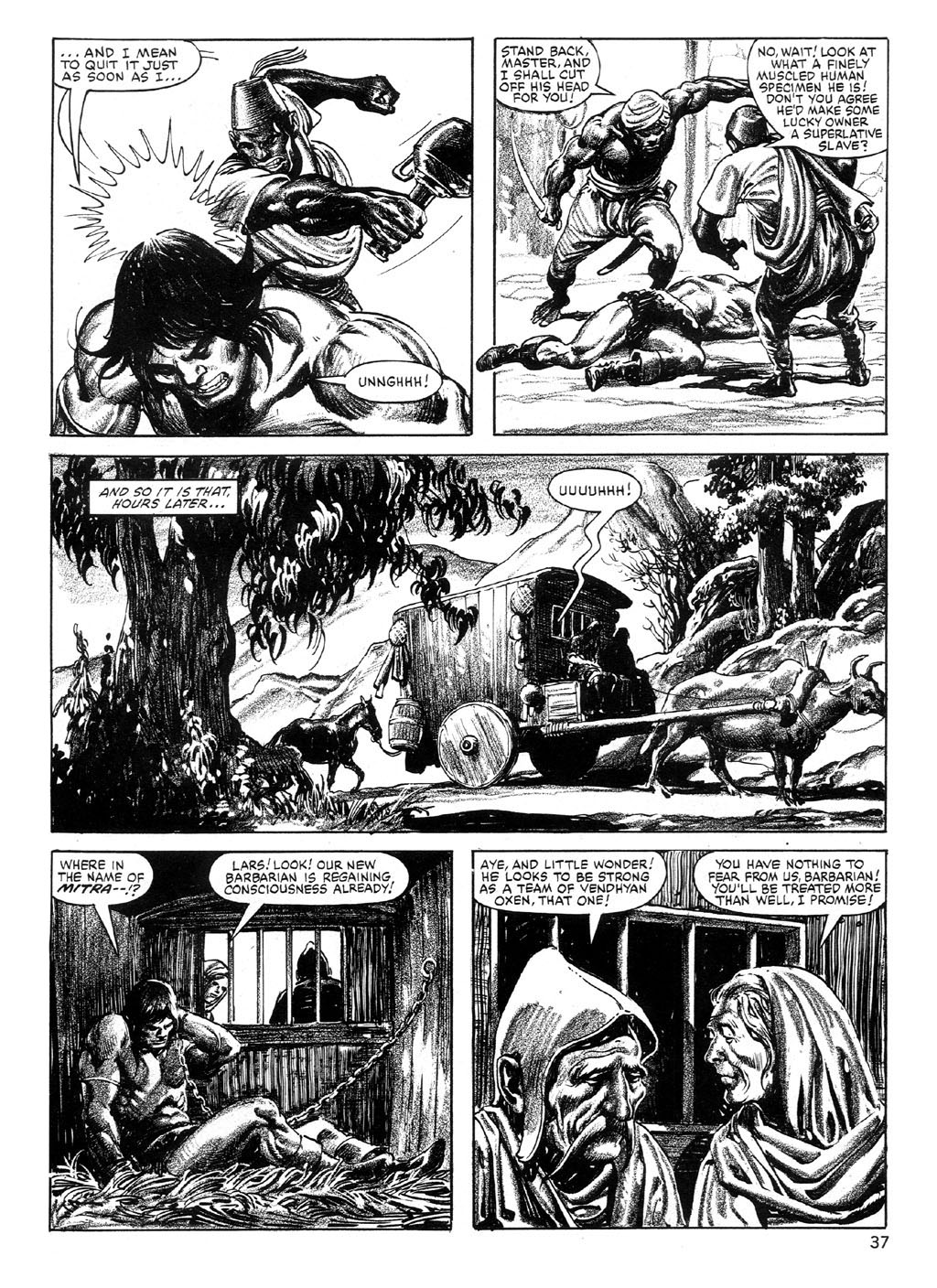 The Savage Sword Of Conan Issue #89 #90 - English 37