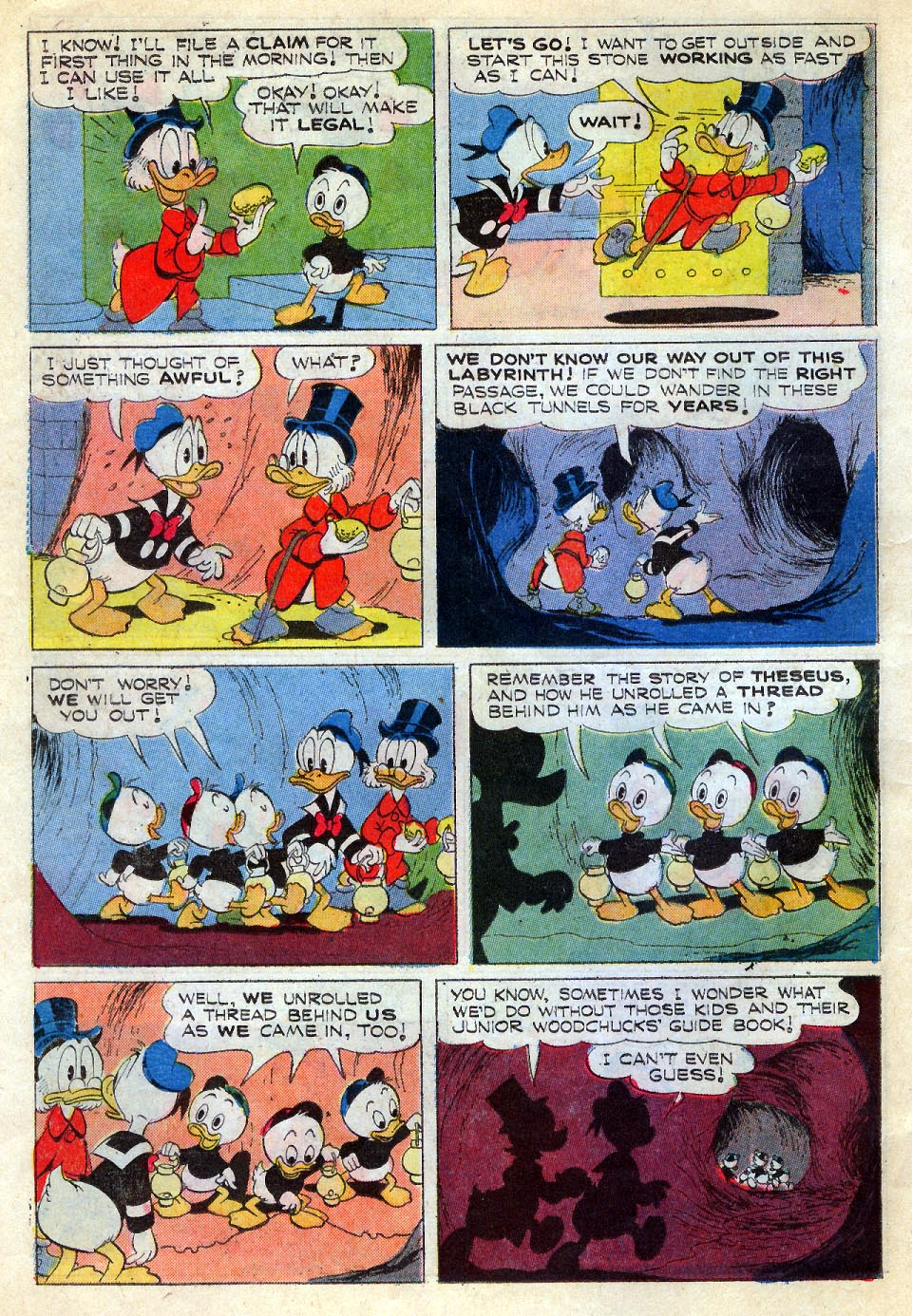 Uncle Scrooge (1953) Issue #67 #67 - English 21
