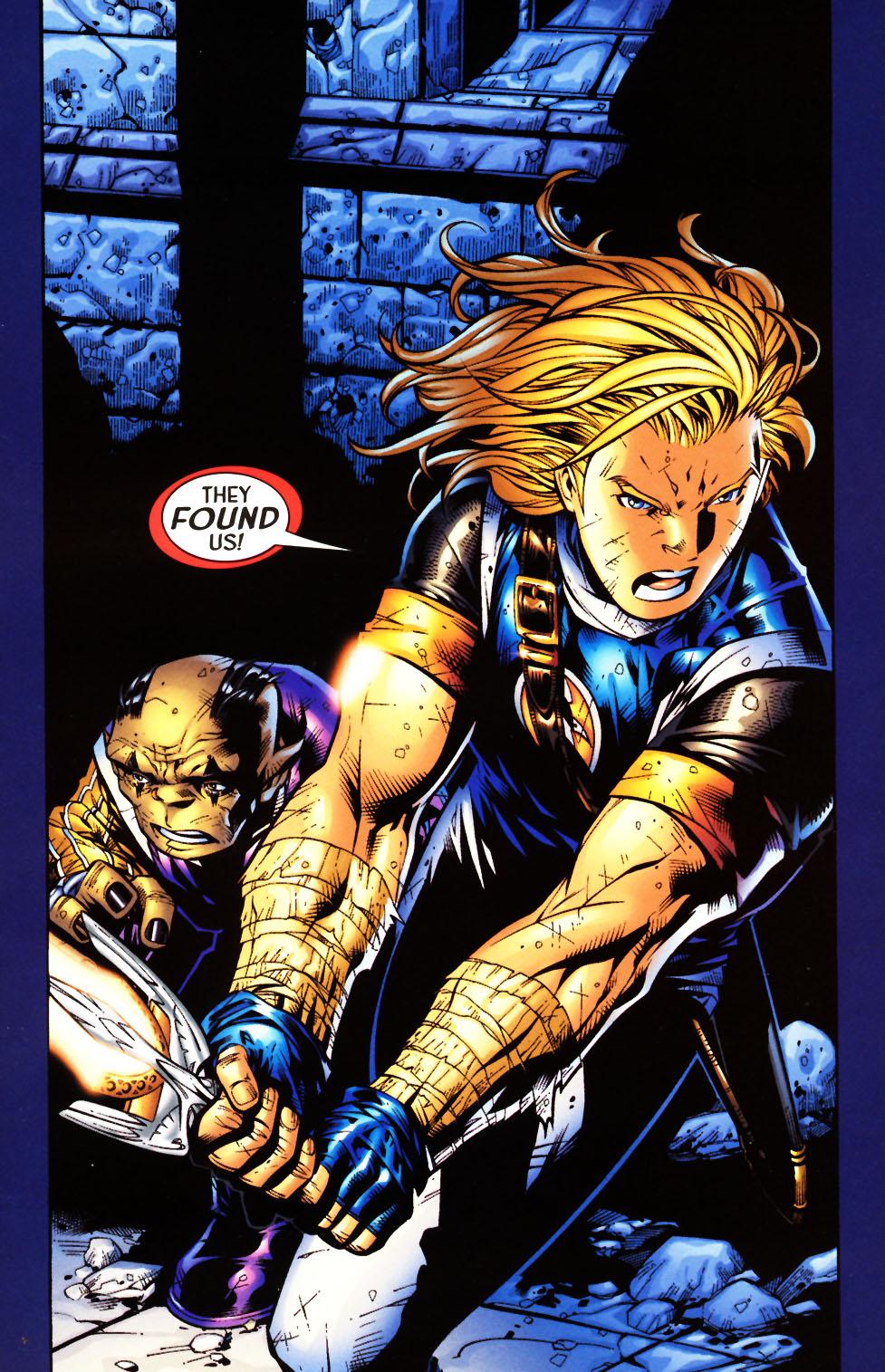 Read online Scion comic -  Issue #4 - 3