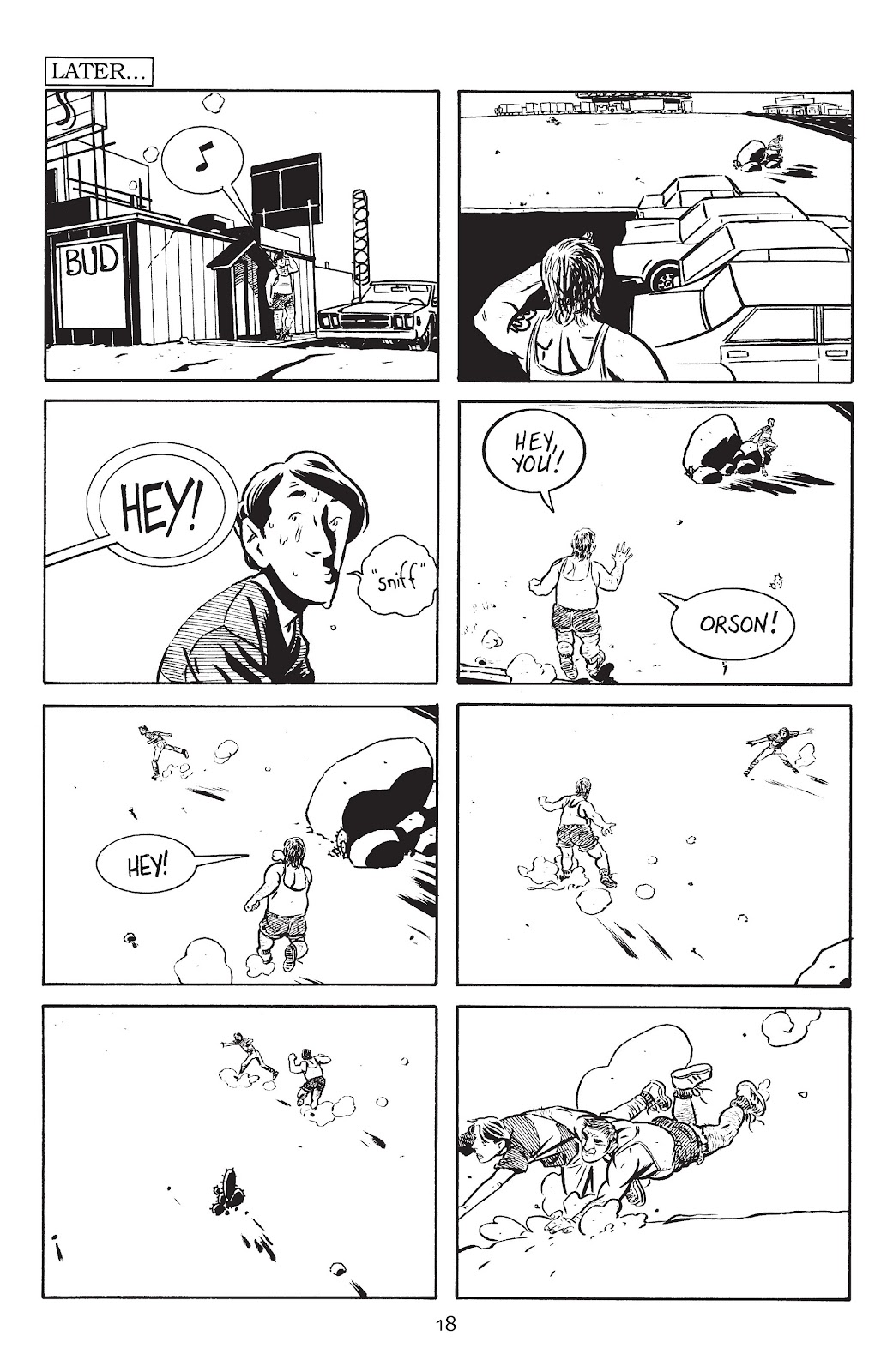 Stray Bullets Issue #9 #9 - English 20