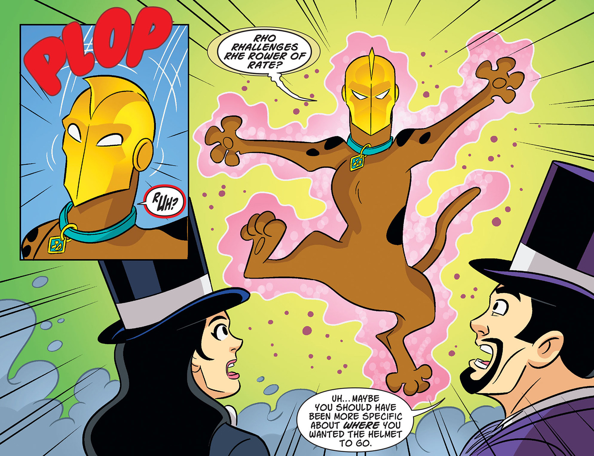 Read online Scooby-Doo! Team-Up comic -  Issue #38 - 20