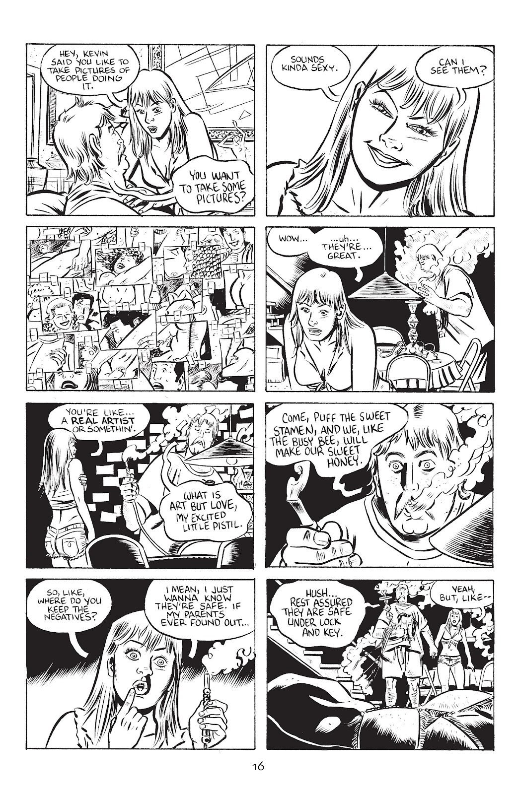 Stray Bullets Issue #38 #38 - English 18