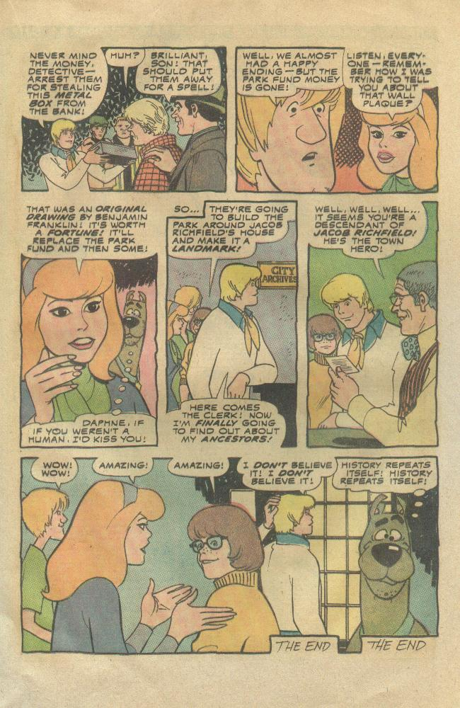 Read online Scooby-Doo... Mystery Comics comic -  Issue #27 - 14