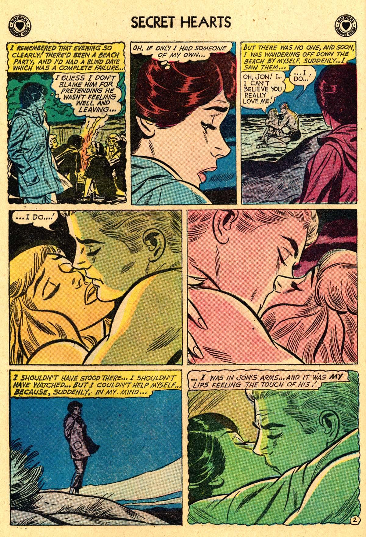 Read online Secret Hearts comic -  Issue #69 - 12