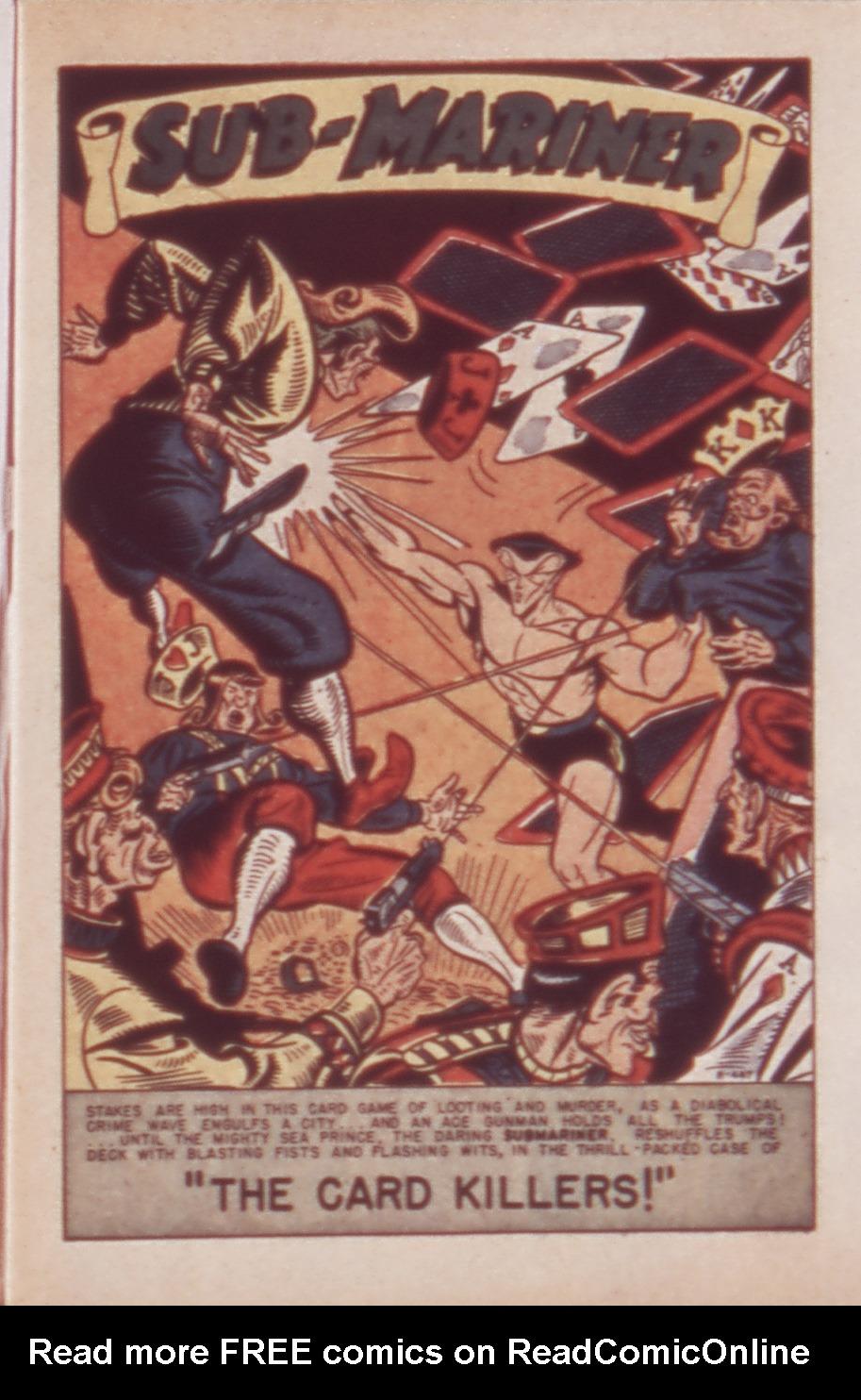 Sub-Mariner Comics Issue #21 #21 - English 3