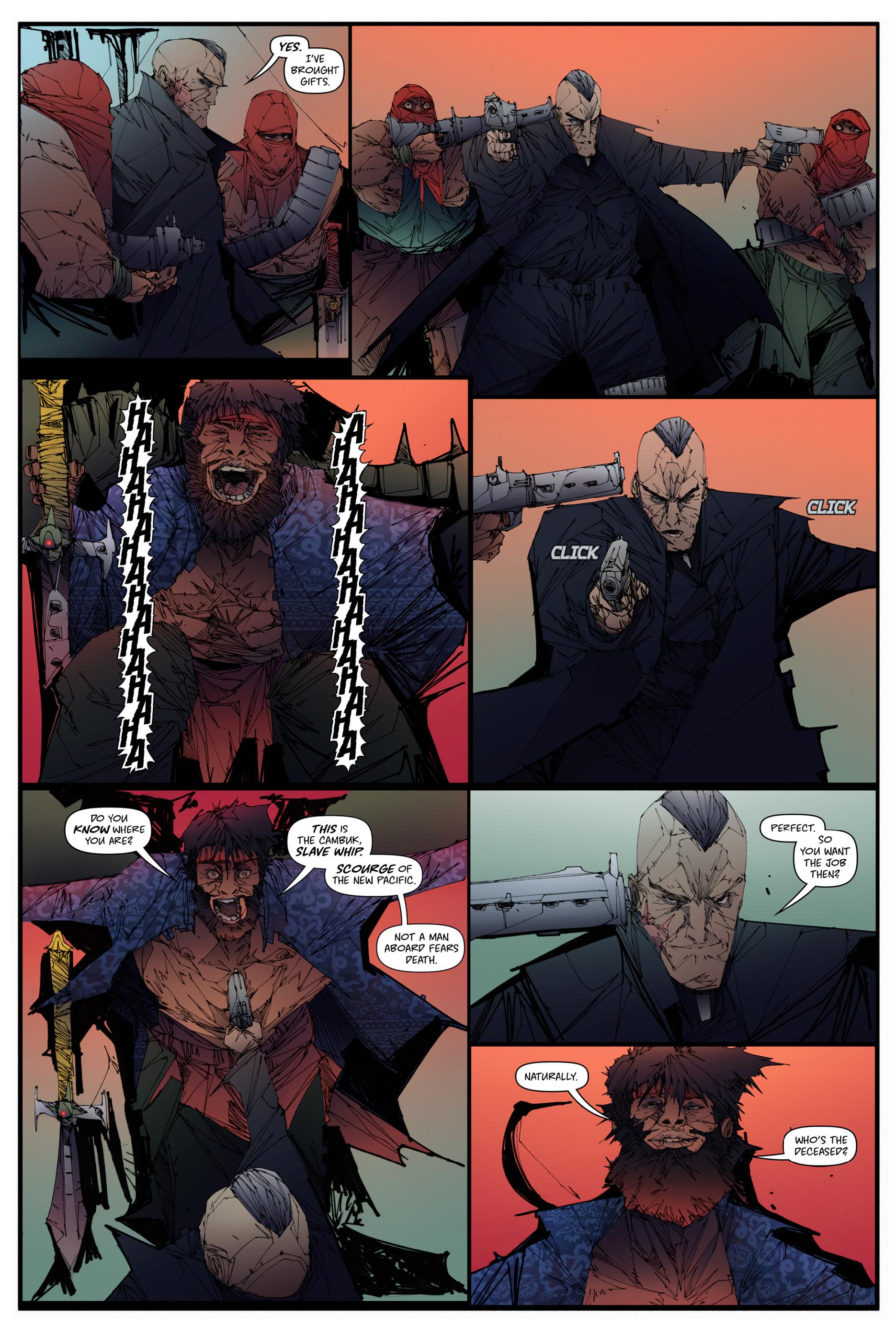 Read online Scrimshaw comic -  Issue #2 - 14