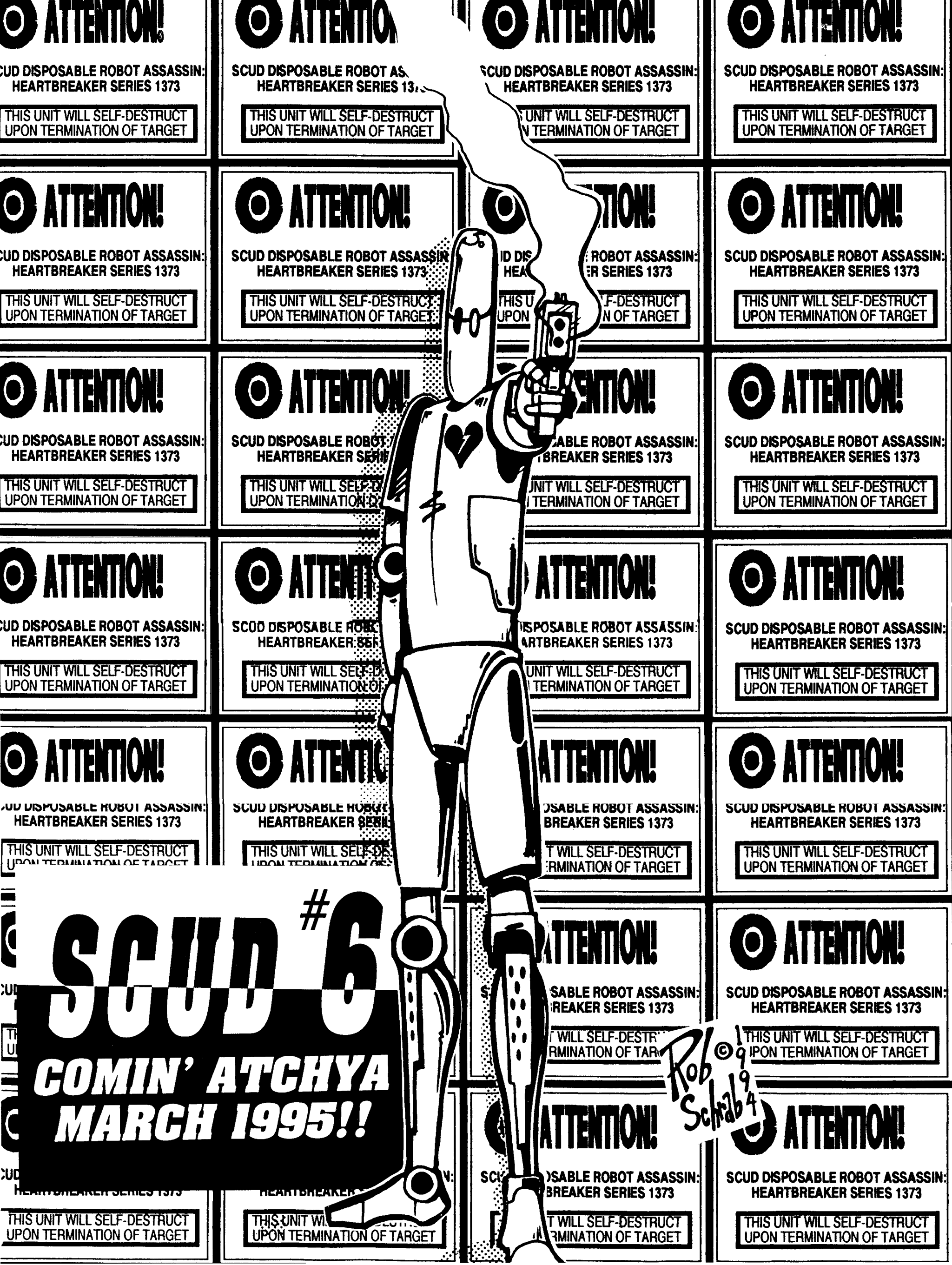 Read online Scud: The Disposable Assassin (1994) comic -  Issue #5 - 31
