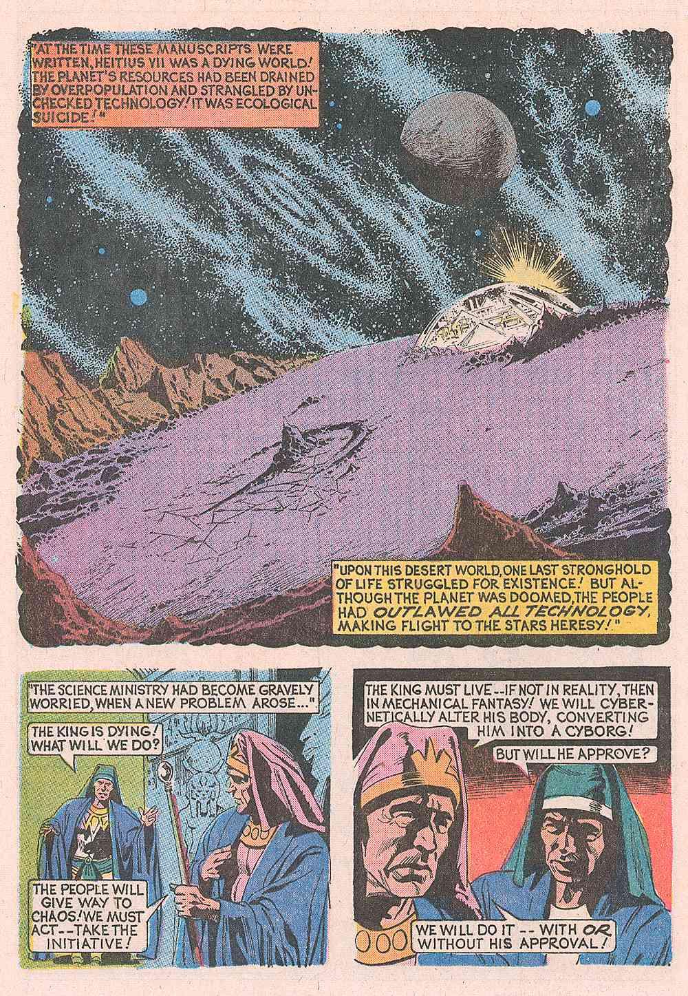 Star Trek (1967) Issue #21 #21 - English 18