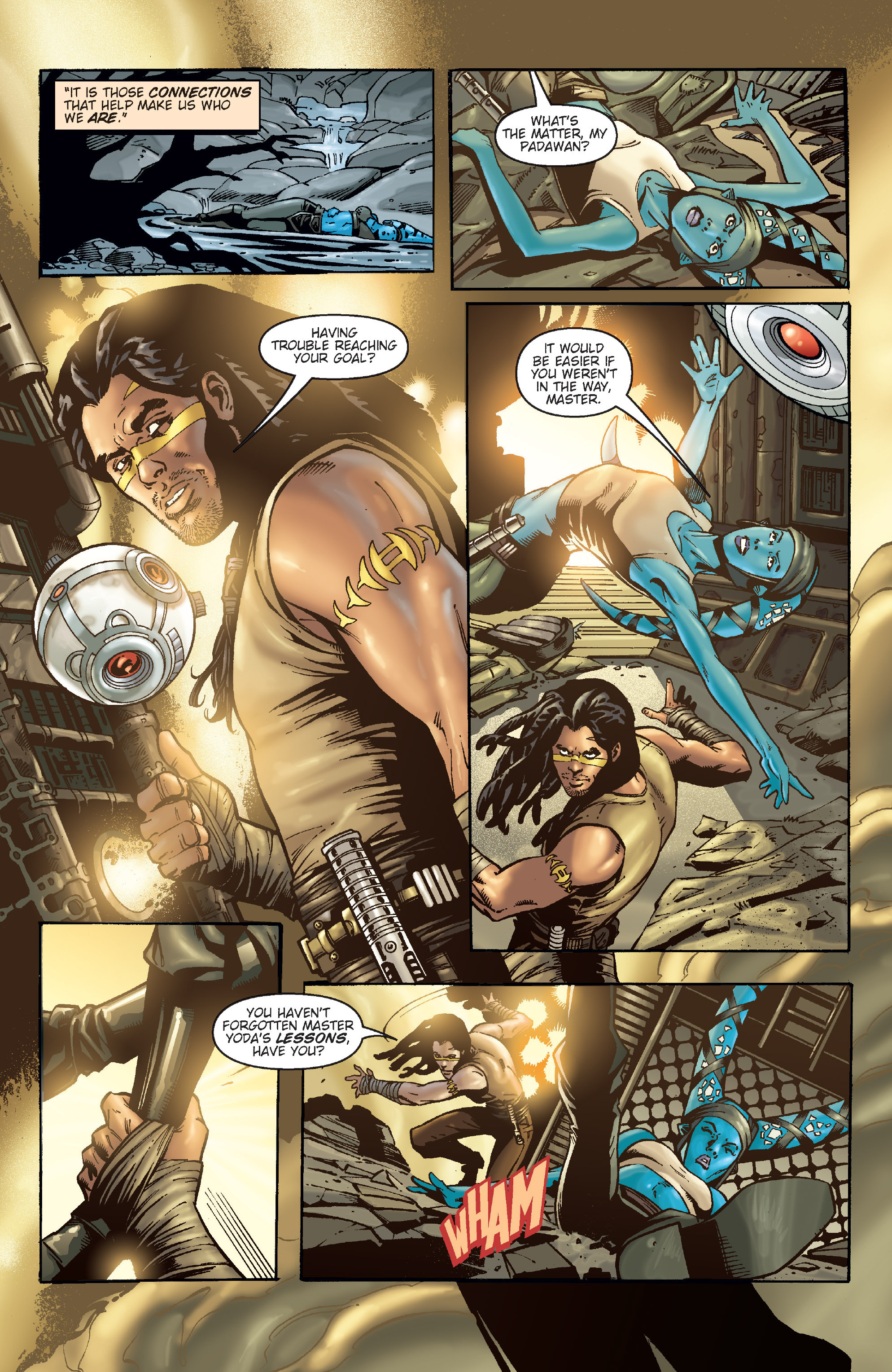 Star Wars Legends Epic Collection: The Clone Wars chap 2 pic 78
