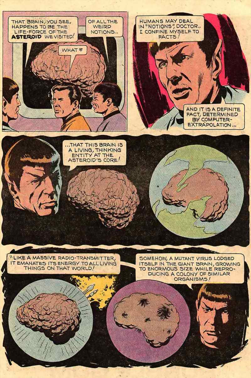 Star Trek (1967) #58 #58 - English 14