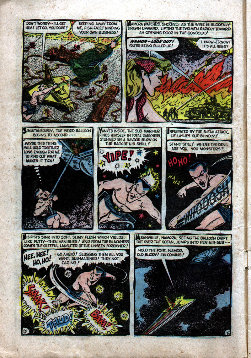 Sub-Mariner Comics #37 #37 - English 8