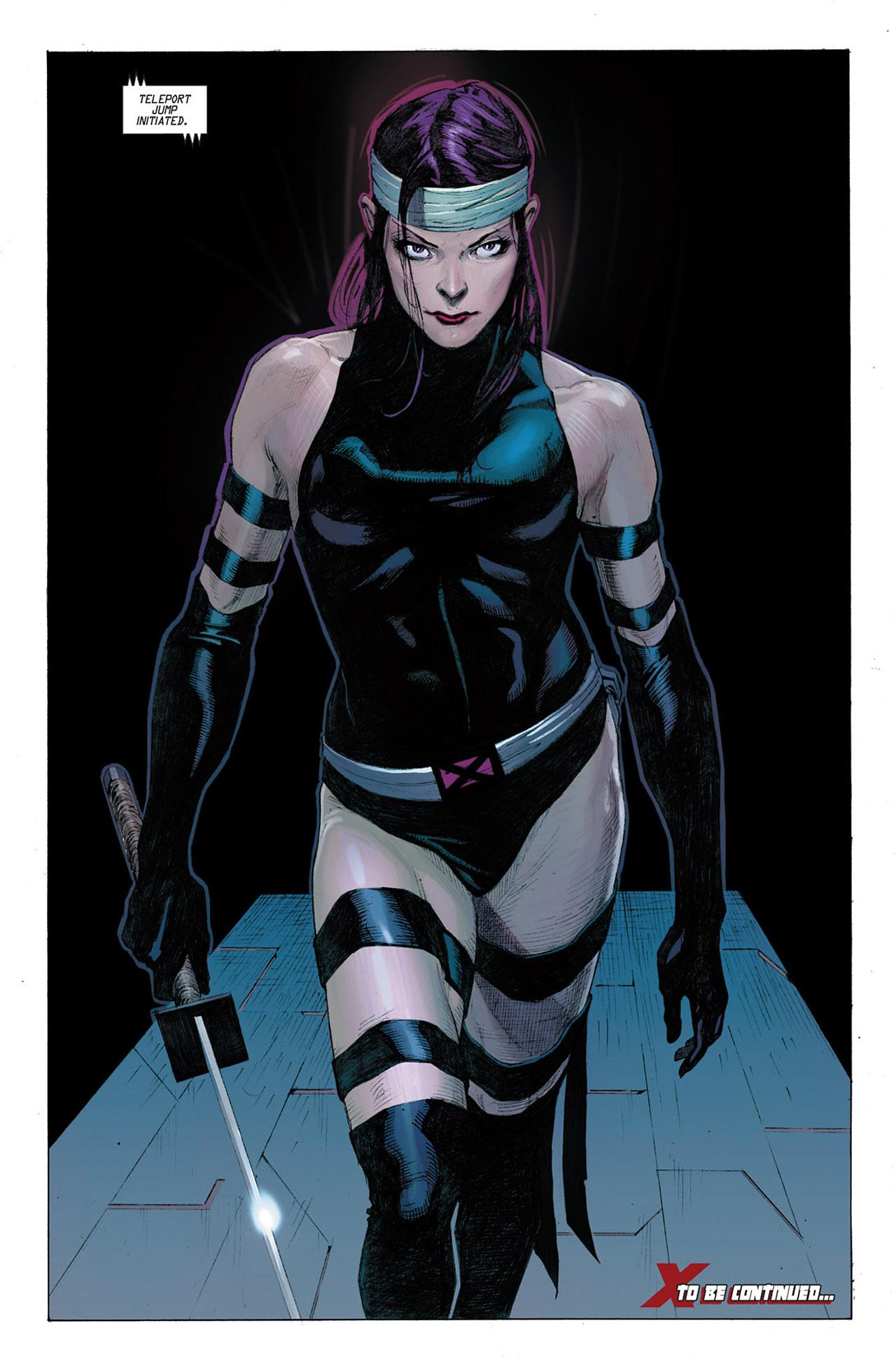 Uncanny X-Force (2010) #3 #35 - English 24