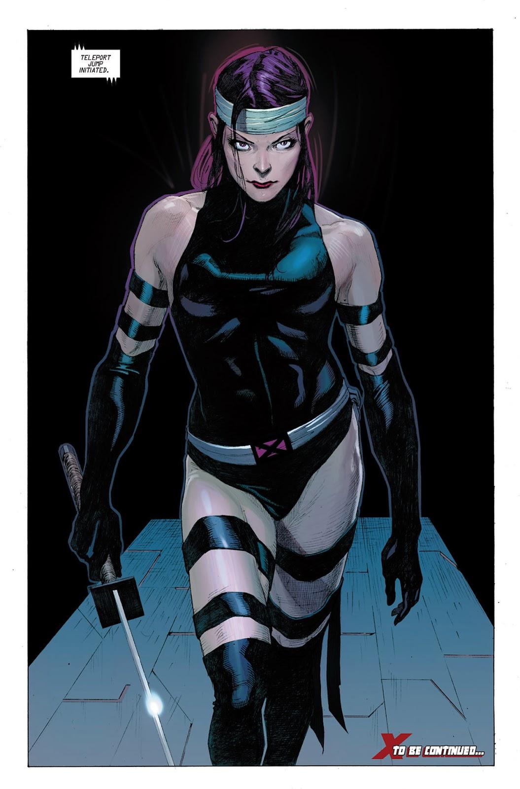 Uncanny X-Force (2010) Issue #3 #3 - English 24