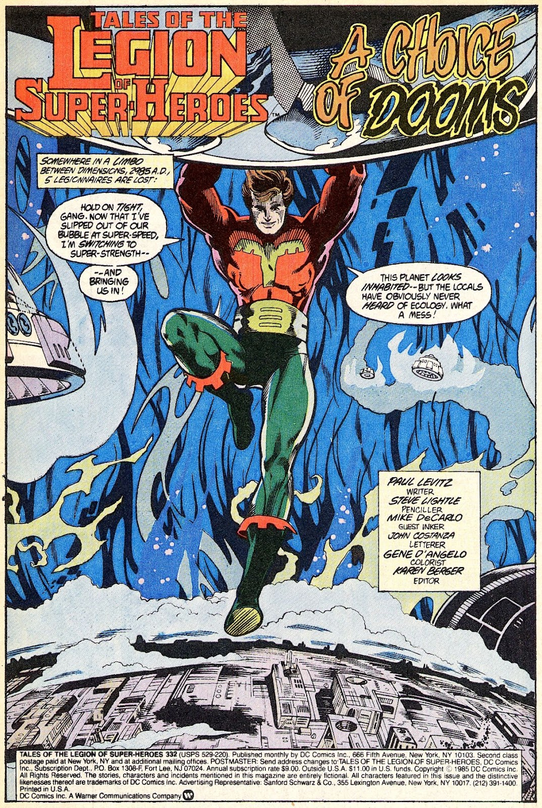 Tales of the Legion Issue #332 #19 - English 2