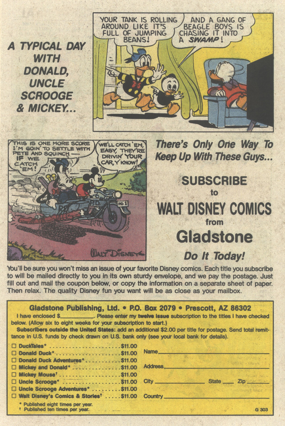 Uncle Scrooge (1953) Issue #232 #232 - English 11