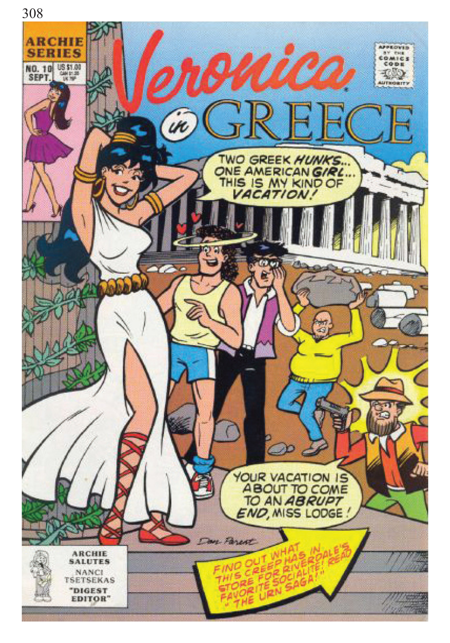 Read online The Best of Archie Comics comic -  Issue # TPB 1 (Part 2) - 79
