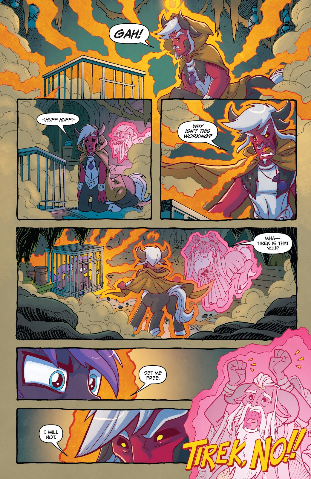 My Little Pony: Fiendship is Magic Issue #2 #2 - English 15