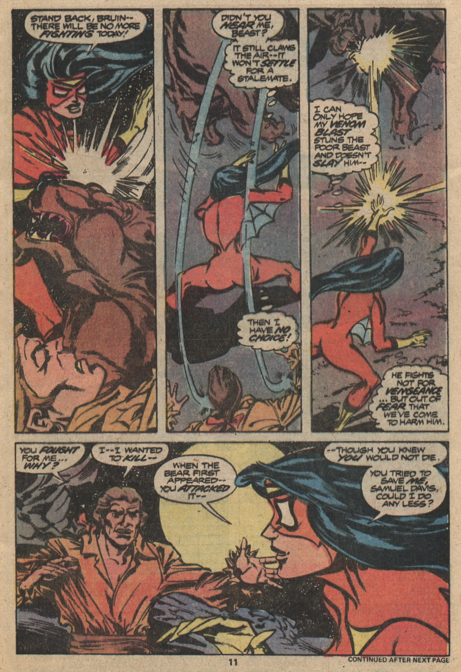 Spider-Woman (1978) Issue #8 #8 - English 9