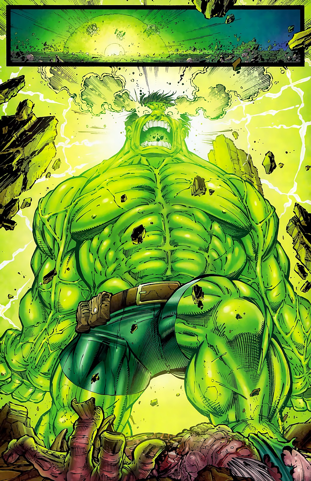 Incredible Hulks (2010) Issue #632 #22 - English 21